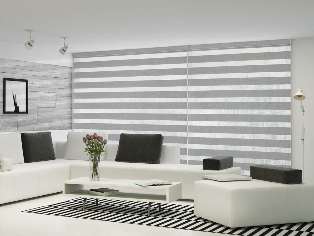 Zebra Blinds Parda