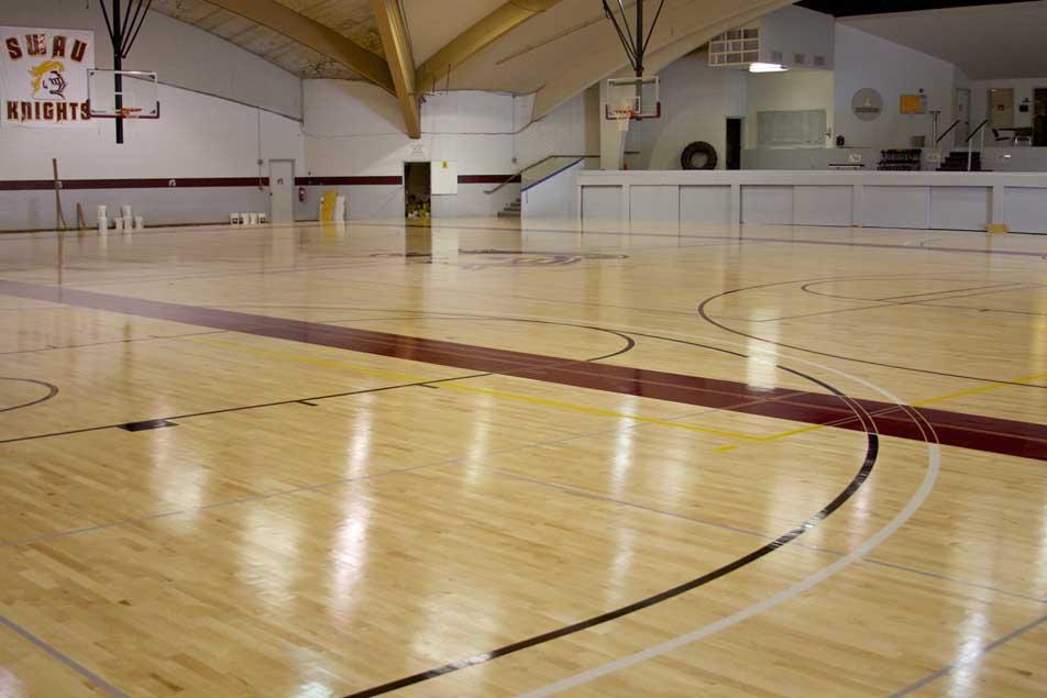 Wooden Amp Gym Flooring Parda